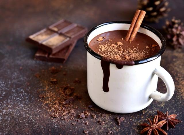 Homemade spicy hot chocolate (iStock/PA)