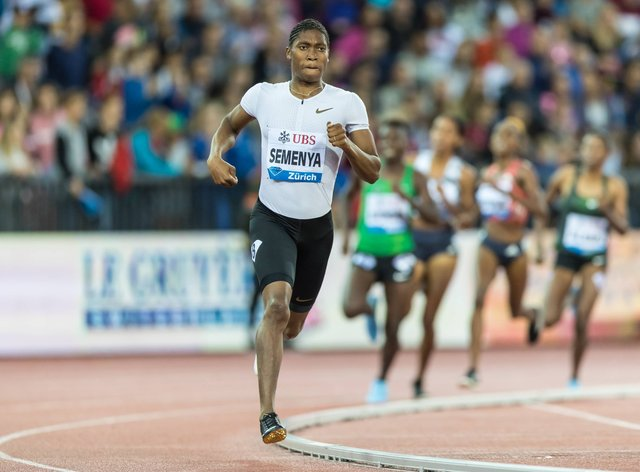 <p>Caster Semenya will appeal to European Court of Human Rights following testosterone ruling</p>
