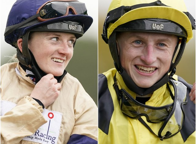 Hollie Doyle and Tom Marquand will both be in action in Hong Kong next month