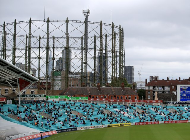The ECB is planning for the return of fans next summer