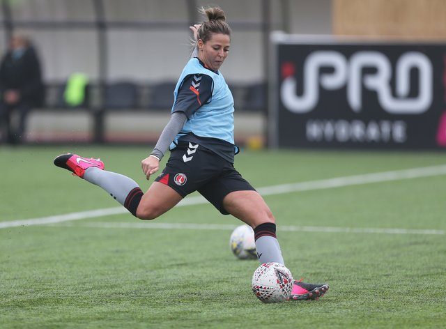 <p>Clifford will break the record if she plays this evening</p>