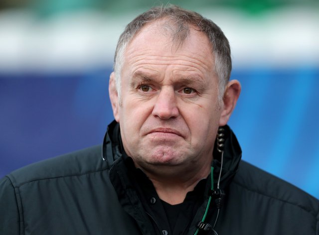 Dean Richards is preparing for Newcastle's Gallagher Premiership return