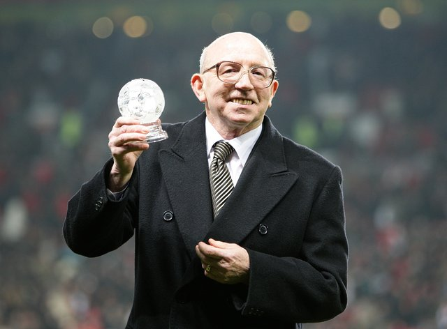 Nobby Stiles had been suffering from dementia for many years before his death at the age of 78 last month