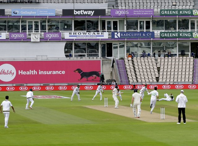 The ECB is planning for the return of fans to England matches next summer
