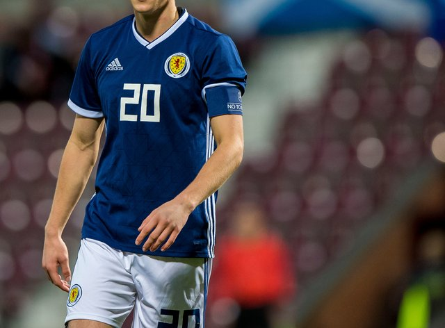 McInnes wants Ross McCrorie to make up for his Under-21s disappointment by claiming a place in Steve Clarke's squad for the Euros
