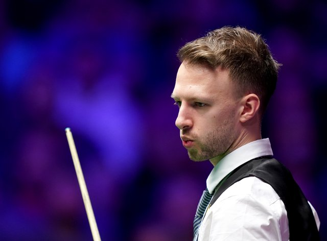 Judd Trump made the clearance during his second-round match in Milton Keynes