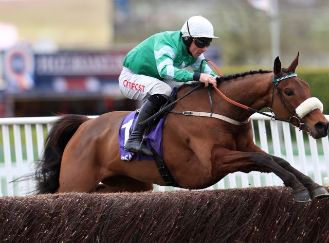Presenting Percy bids to bounce back to winning ways at Thurles