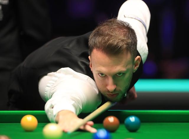 Judd Trump pocketed a maximum 147 break at the Northern Ireland Open
