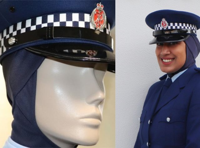 New Zealand police officer to be first to wear official uniform hijab