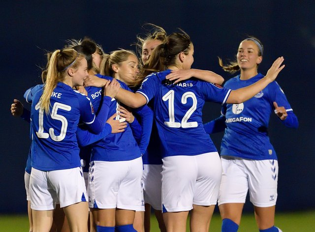 <p>Everton fought to a scrappy win over rivals Liverpool</p>