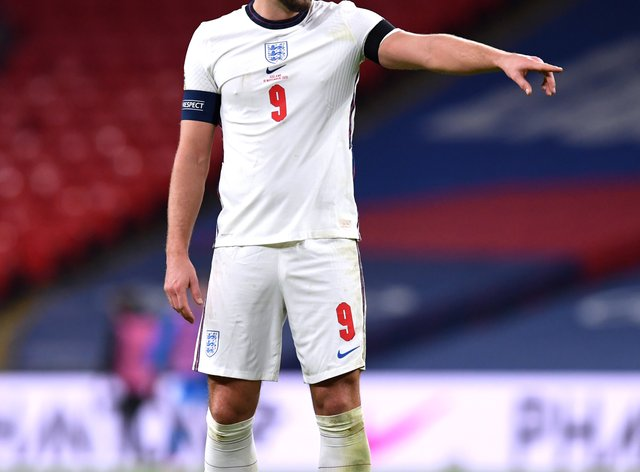 The night belonged to England's young stars but Harry Kane remains a guiding light