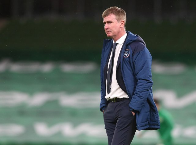 Republic of Ireland manager Stephen Kenny praised the character of his players after their 0-0 Nations League draw with Bulgaria
