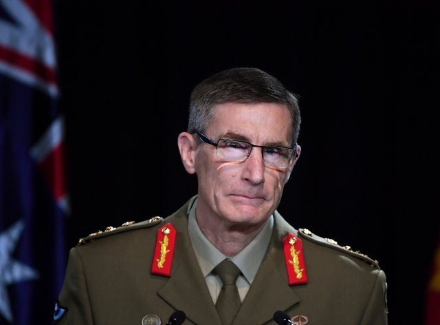 Australia Afghanistan Report