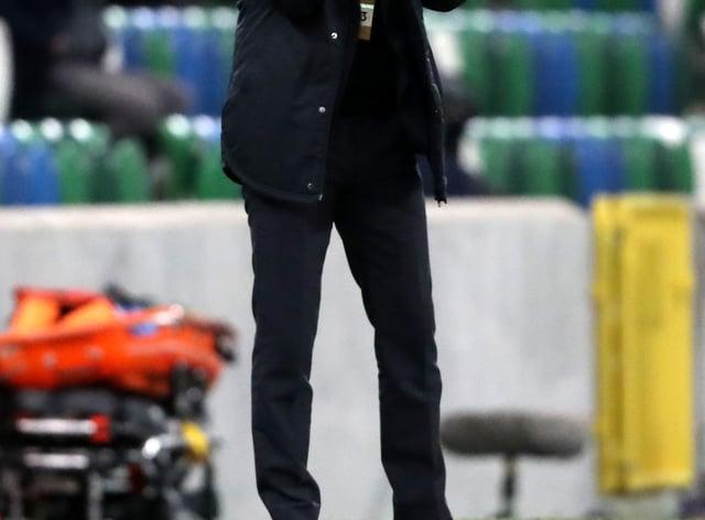 Northern Ireland v Romania – UEFA Nations League – Group B1 – Windsor Park