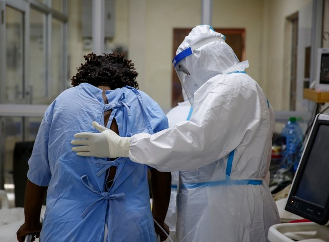 Virus Outbreak Africa Second Surge