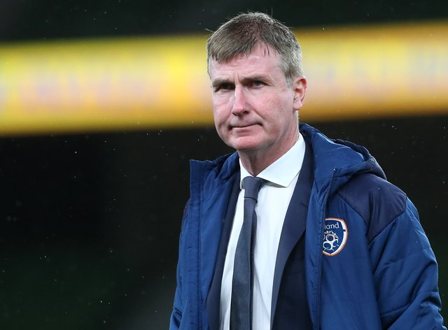 Republic of Ireland manager Stephen Kenny is confident his team will be better for a difficult three months