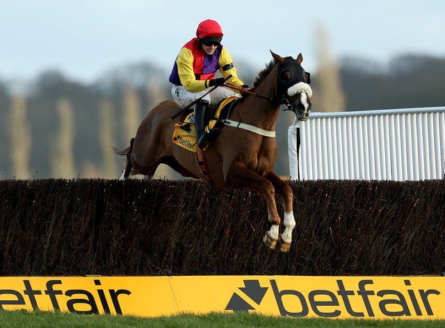 Native River could bid for a second win in the Coral Welsh Grand National