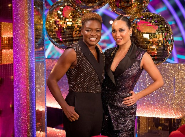 <p>Nicola Adams says she has 'made a friend for life' in dancing partner Katya Jones</p>