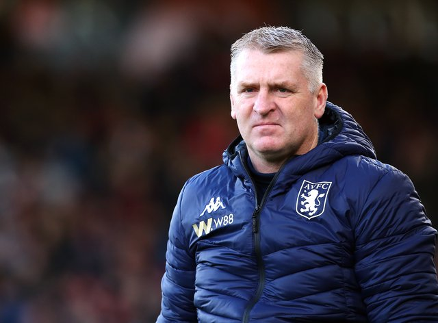 Aston Villa head coach Dean Smith remains opposed to the reintroduction of five substitutions
