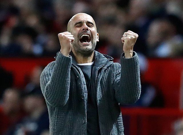Manchester City manager Pep Guardiola has signed a new two-year deal