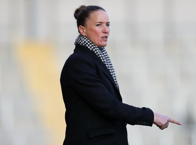 Casey Stoney has been in charge of Manchester United since 2018