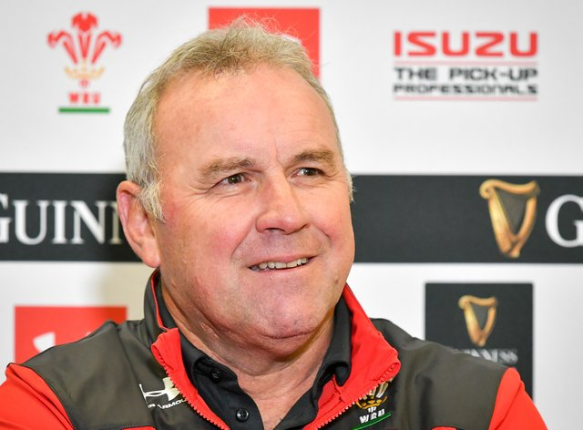 Wayne Pivac is excited to see James Botham in action