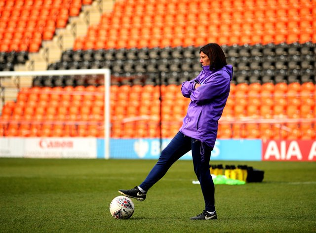 <p>Hills was sacked on Thursday after more than a decade at Spurs</p>