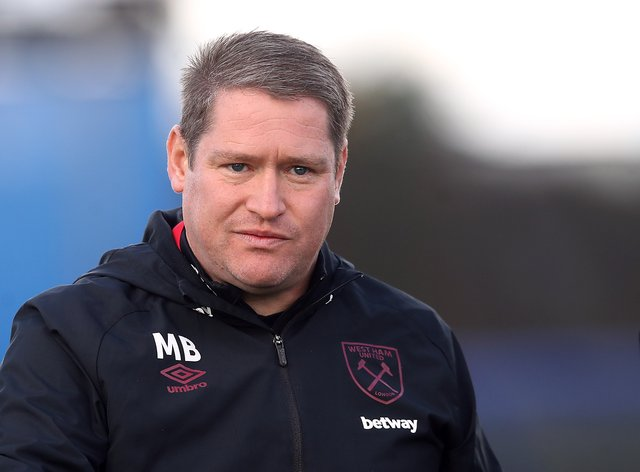 <p>Beard was West Ham boss until November</p>
