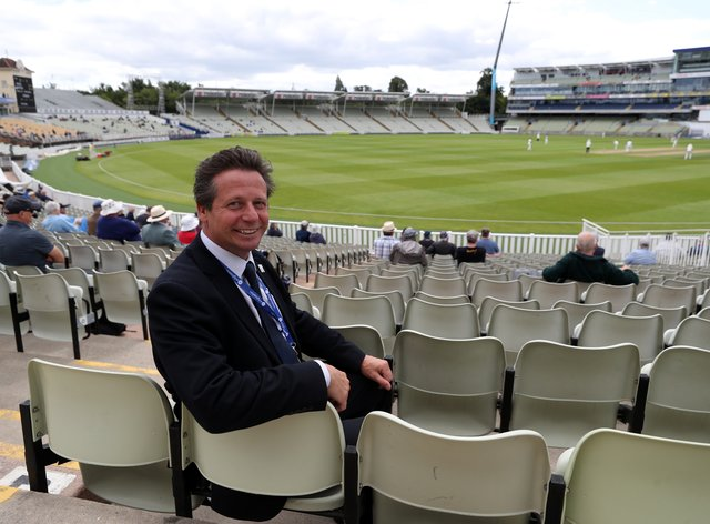 Sports minister Nigel Huddleston defended the allocation of emergency sports funding