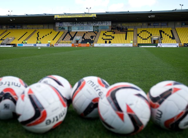 Livingston have reported a clean bill of health