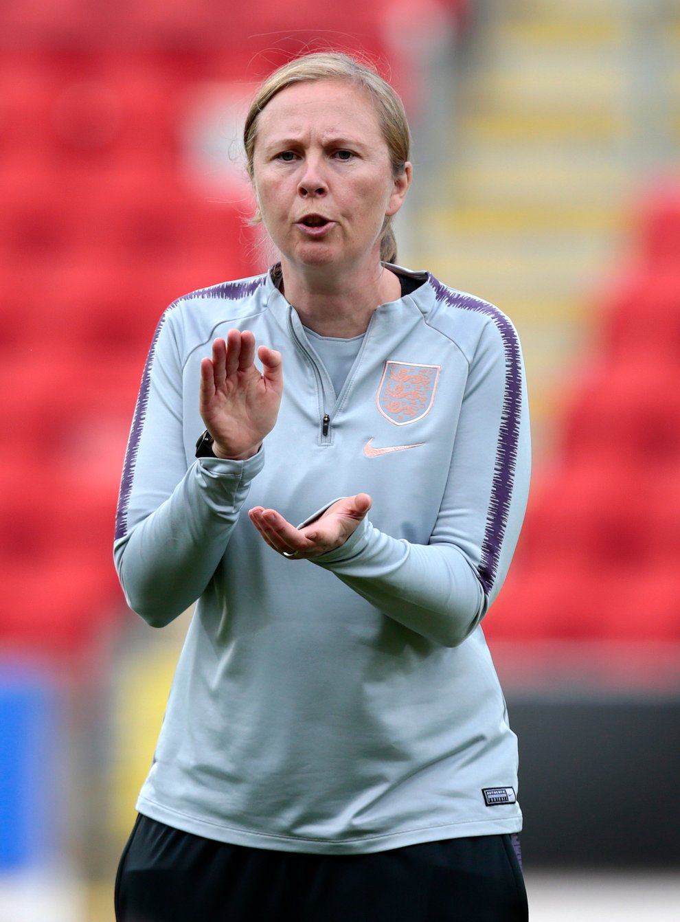 Skinner has left her role as assistant coach of the Lionesses to take the Spurs job