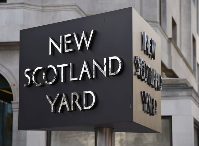 Assaults on Met Police officers