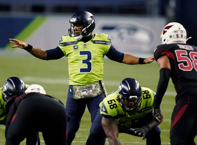 <p>Seattle saw off Arizona to clinch victory on Thursday</p>