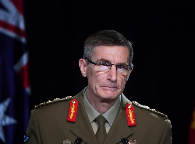 Gen Angus Campbell