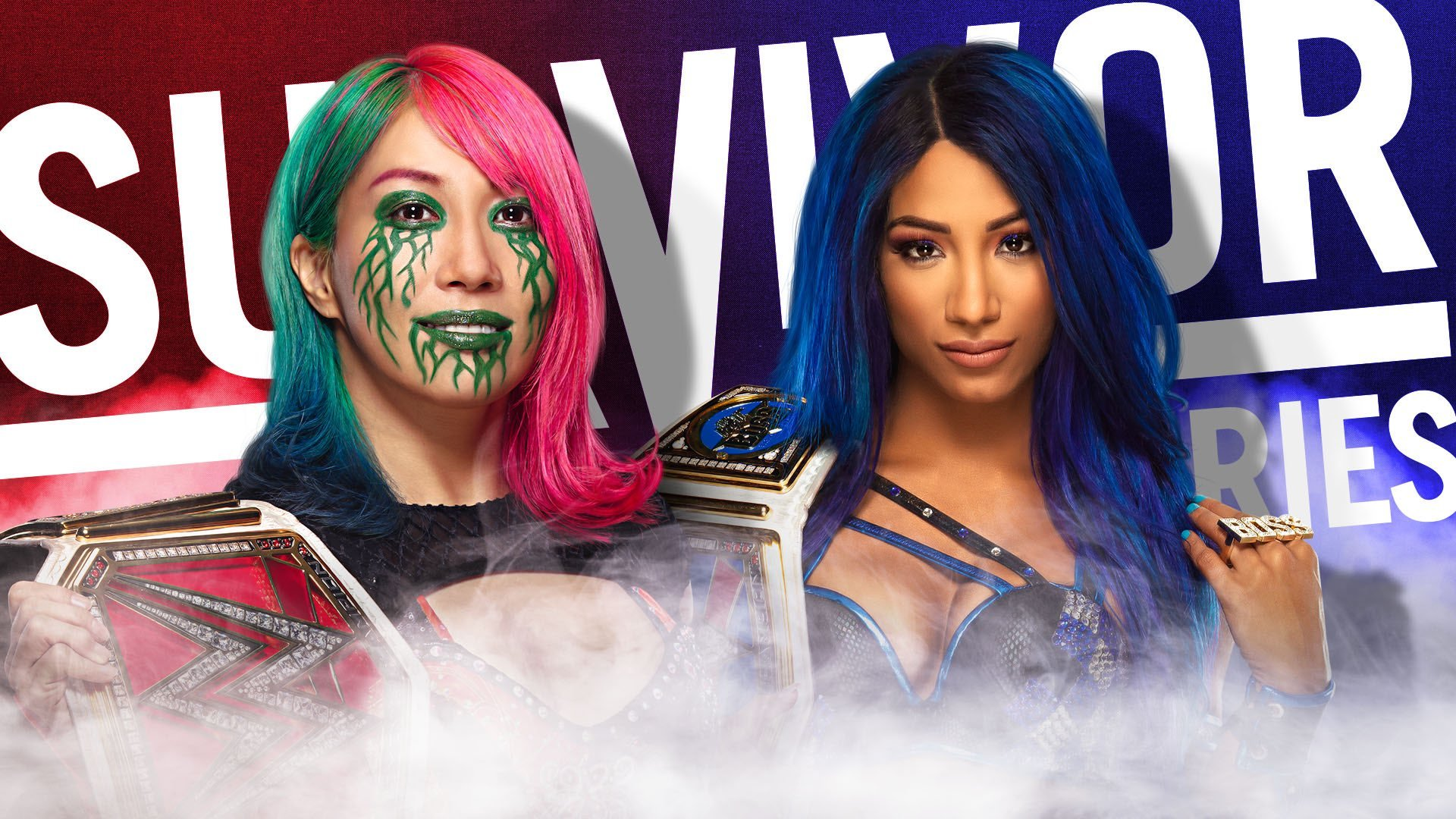 All you need to know ahead of this Sunday's Survivor Series show in Florida