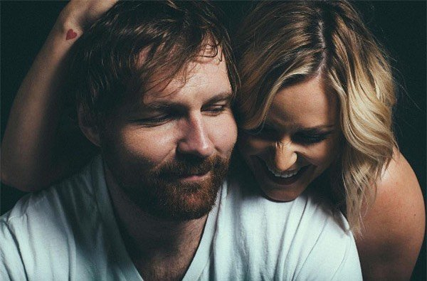 <p>Jon Moxley and Renee Young are expecting their first child together&nbsp;</p>