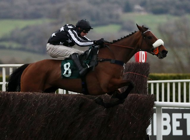 Imperial Aura won at the Festival in March