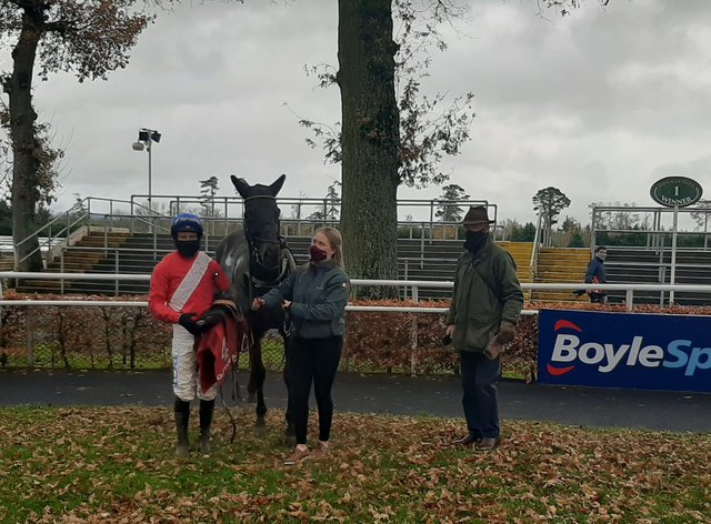 Ferny Hollow after winning at Gowran Park