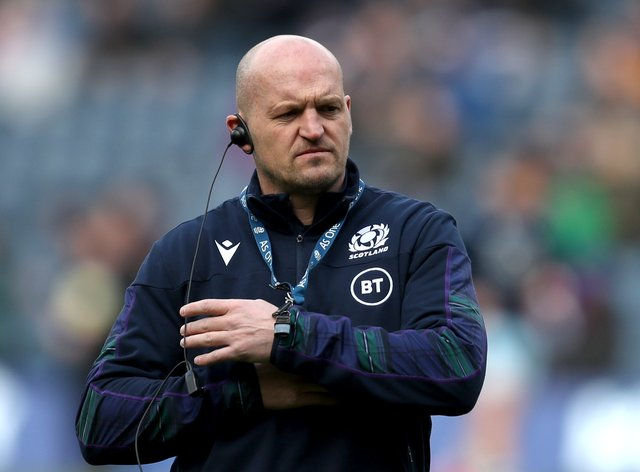 Scotland head coach Gregor Townsend has made five changes ahead of the Nations Cup match with France.