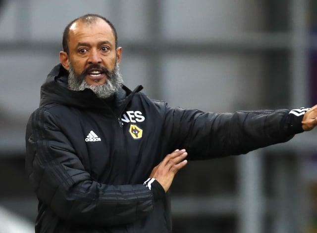 Nuno Espirito Santo has bemoaned his side's busy schedule