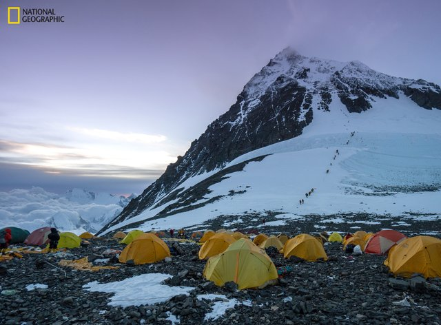 Microplastics at Mount Everest found