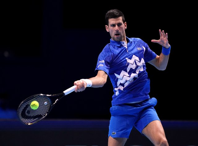 Novak Djokovic has backed the introduction of a domestic violence policy in tennis