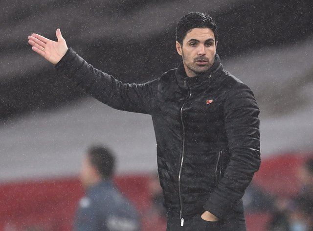 Arsenal manager Mikel Arteta is unhappy that a training ground incident was leaked