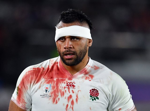 Billy Vunipola is ready to hunt down Ireland