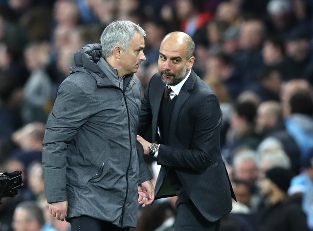 Manchester City v Manchester United – Premier League – Etihad Stadium