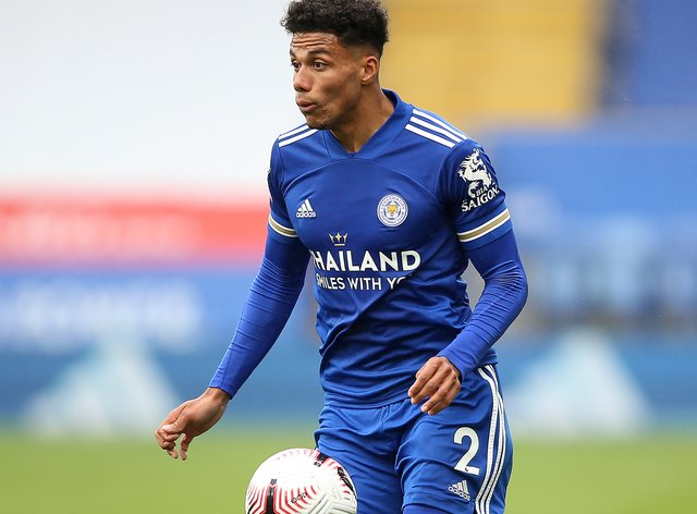 James Justin has started every Premier League game for Leicester this season (Nigel French/PA)