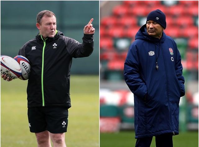 Ireland kicking coach Richie Murphy has responded to England coach Eddie Jones' latest comments