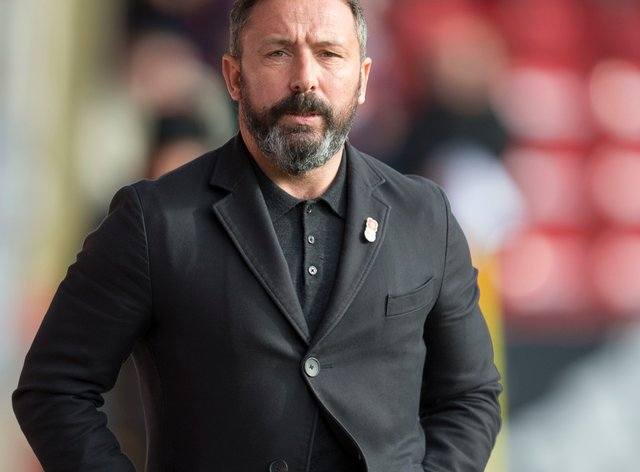 Aberdeen manager Derek McInnes hopes his side can have another successful trip to Ibrox