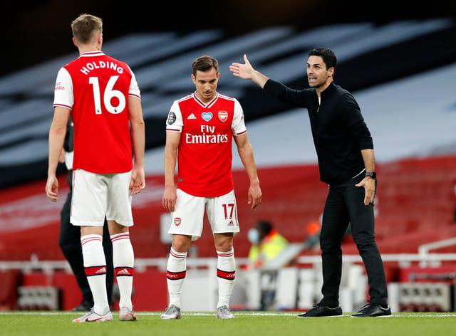 Arsenal v Liverpool – Premier League – Emirates Stadium