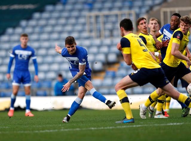 Oxford United v Hartlepool United – FA Cup – Third Round – Kassam Stadium